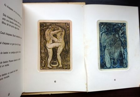 Libro Illustrato Brossa - Joc de Cartes - Joan Brossa - Victor Ramírez