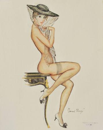 Non Tecnico Charoy - Joséphine à la voilette