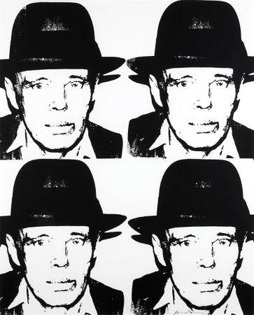 Serigrafia Warhol - Joseph Beuys