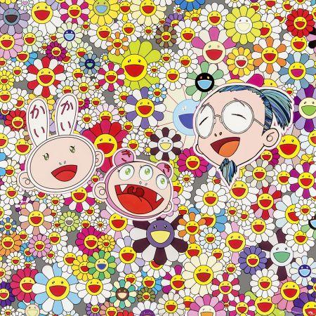 Offset Murakami - Kaikai Kiki and Me