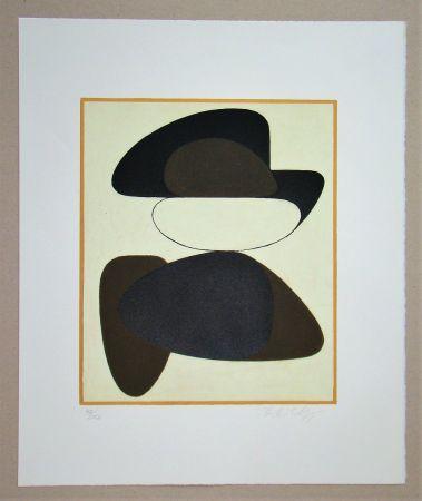 Litografia Vasarely - Kerisle