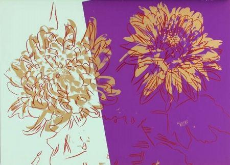 Serigrafia Warhol - Kiku