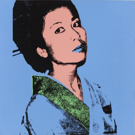 Serigrafia Warhol - KIMIKO FS II.237