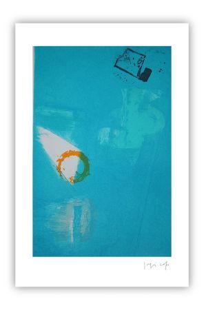 Incisione Capa - Klares blau (S.A.)
