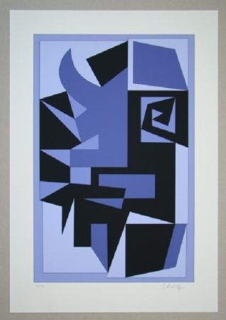 Serigrafia Vasarely - Kwartz