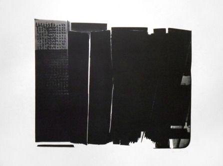 Litografia Hartung - L-16