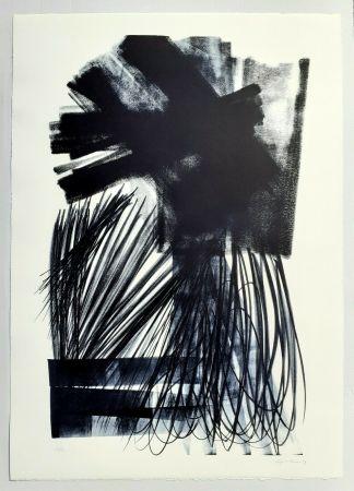Litografia Hartung - L-17-1973