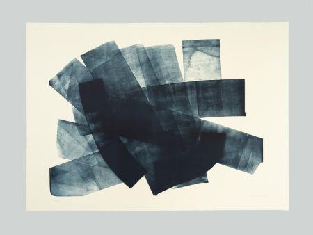 Litografia Hartung - L-18-1973