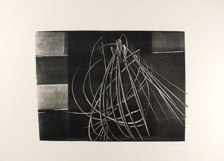 Litografia Hartung - L-4-1976
