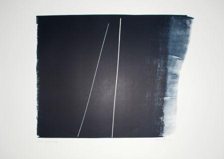Litografia Hartung - L-50-1973