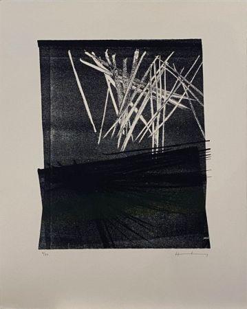 Litografia Hartung - L1977-13