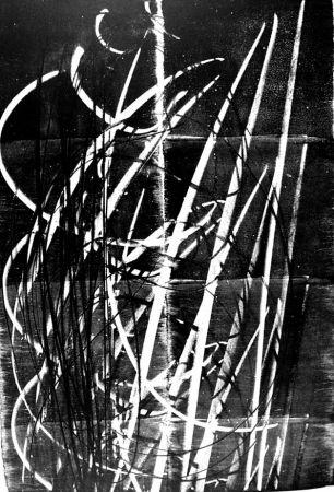 Litografia Hartung - L - 60
