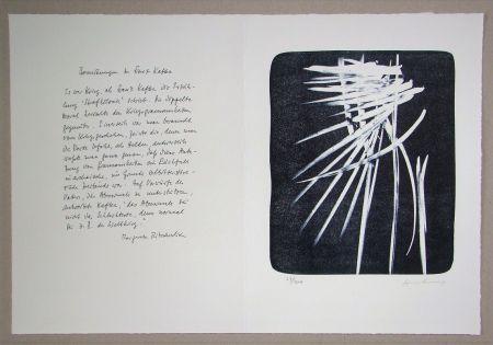 Litografia Hartung - L 1976-27