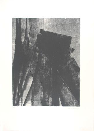 Litografia Hartung - L 1977-4