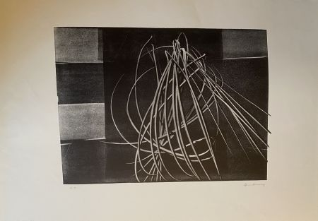 Litografia Hartung - L 4