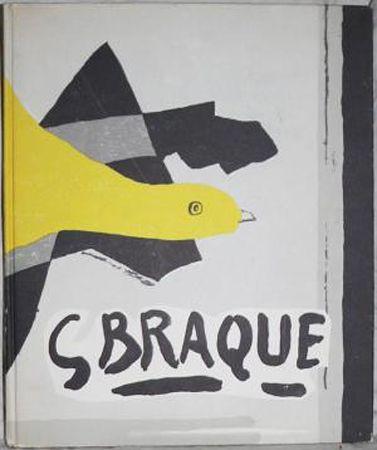 Libro Illustrato Braque - L' Oeuvre Graphique de Georges Braque (1961)