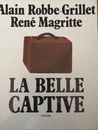 Libro Illustrato Magritte - La Belle Captive - Roman