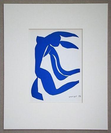 Litografia Matisse - La chevelure - 1952