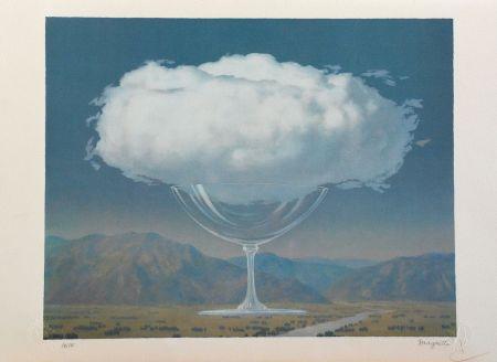 Litografia Magritte - La Corde Sensible