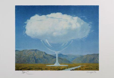 Litografia Magritte - La Corde Sensible (Heartstring)