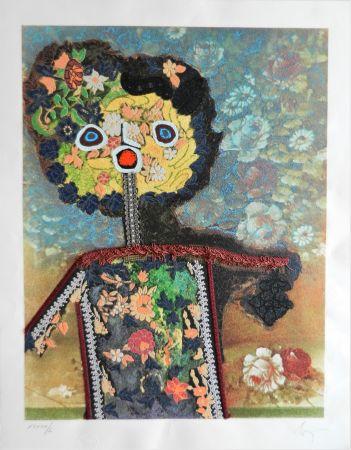 Multiplo Baj - La dama di fiori