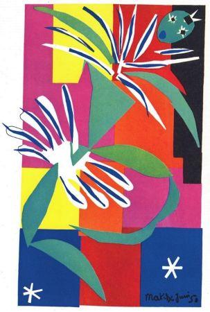 Litografia Matisse - La Danseuse Creole