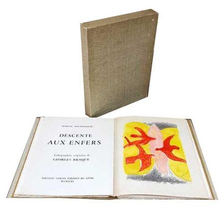 Libro Illustrato Braque - La descente aux enfers