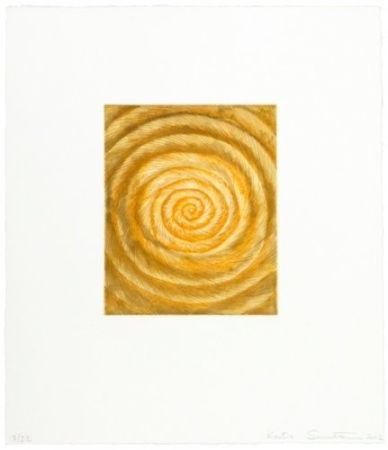 Incisione Santibañez - La Espiral Caprichosa