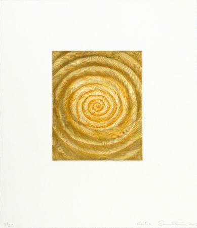 Acquaforte E Acquatinta Santibañez - La espiral caprichosa