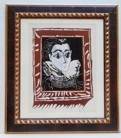 Litografia Picasso - La Femme A La Fraise