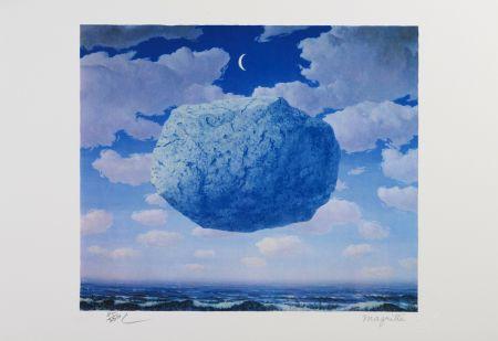 Litografia Magritte - La Fleche de Zenon