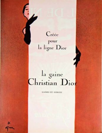 Offset Gruau - La Gaine Christian Dior