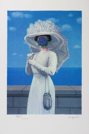 Litografia Magritte - La Grande Guerre (The Great War)
