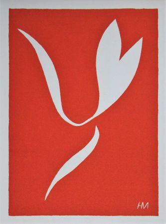 Linoincisione Matisse - La Lance