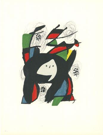 Litografia Miró - La mélodie acide - 8