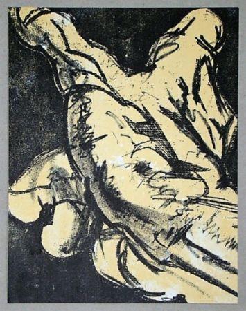 Litografia Dali - La Main