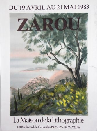 Litografia Zarou - La Maison de la Lithographie