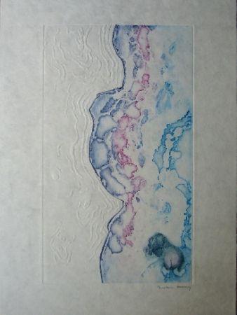 Acquatinta Tanning - La marée