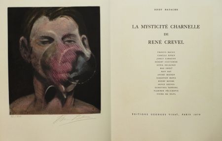 Libro Illustrato Bacon - La Mysticité charnelle de René Crevel