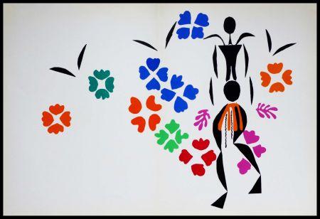 Litografia Matisse (After) - LA NEGRESSE