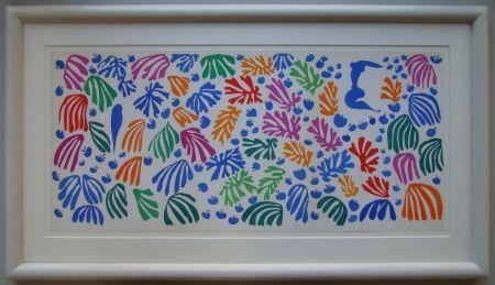 Litografia Matisse - La Perruche et la Sirène