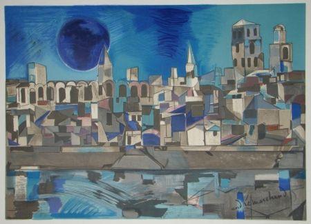 Litografia Marchand - La Provence