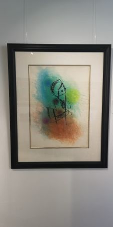 Acquaforte E Acquatinta Miró -  La Rainette