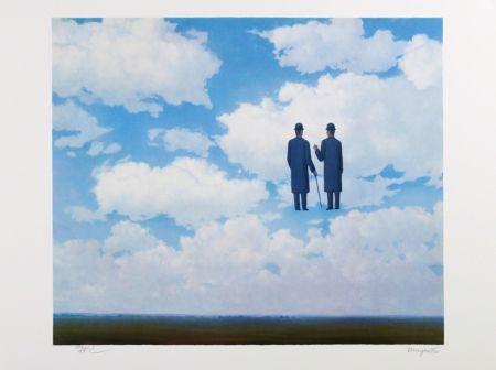 Litografia Magritte - La Reconnaissance Infinie