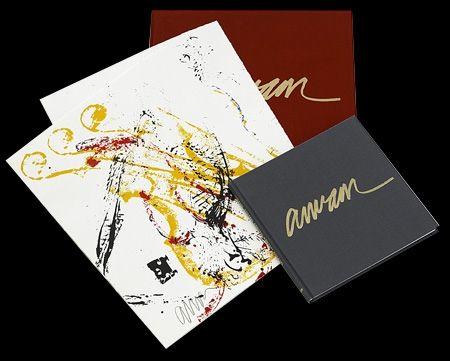 Serigrafia Arman - La seconde parade des objets
