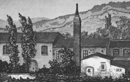 Acquaforte Mongatti - La vecchia fornace