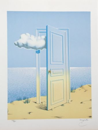 Litografia Magritte - La Victoire