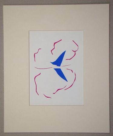 Litografia Matisse (After) - La voile - 1952