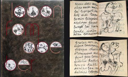 Libro Illustrato Dubuffet - LABONFAM ABEBER PAR INBO NOM