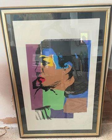 Serigrafia Warhol - Ladies and Gentlemen